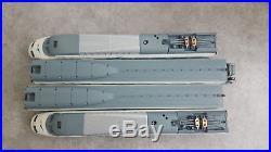 Jouef 743700 Coffret Tgv Renfe Euromed Version Modeliste Etat Neuf