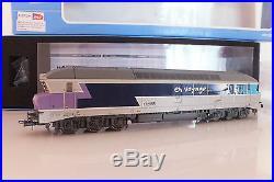 Jouef HJ 2181S Locomotive diesel CC-17060 EN VOYAGE SNCF DC / DCC SOUND