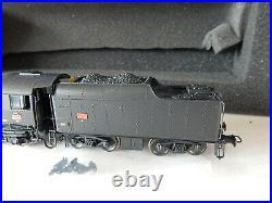 Jouef Hj 2150 Locomotive Vapeur 141 R 446 Tender 30 R 466 En Boite Ho