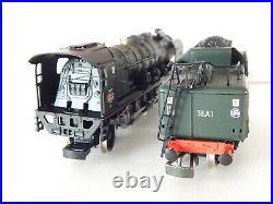 Jouef Locomotive 231 K 82 Depot De Calais En Boite Vitrine Bbr Ho Ref 8255