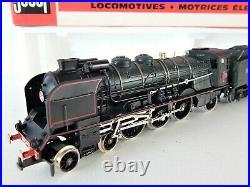 Jouef Locomotive 231 K 8 Depot De Calais En Boite Rouge Ho Ref 8355