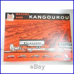 Jouef Ref 664 Rare 1 Coffret Kangourou Ho Tres Bon Etat