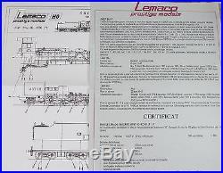 LEMACO LEMATEC HO-036/1 141R420 en boite