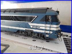 Locomotive CC 68041 DCC Sound Esu Roco Professional Ho En Boite