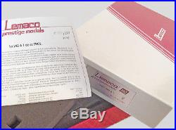 LOCOMOTIVE LEMACO 242 A 1 HO (ht de gamme = LEMATEC MICRO-METAKIT FULGUREX)