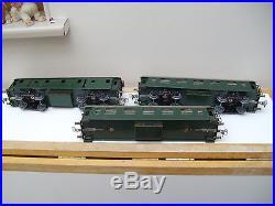 Locomotive Motrice O Blz Jep 1b1 711 + 3 Wagons