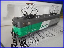 Locomotive Roco Bb 409233 Livre Fret En Boite Ho