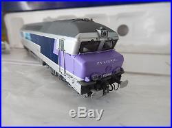 Locomotive Roco CC 172058 Digital Sound Livre En Voyage En Boite Ho