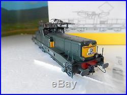 Locomotive Trix Bb 12068 Verte Ho Livre Fret Ho En Boite