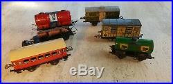 LOT locomotives et wagons années 50 marque JEP et HORNBY