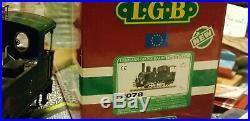 Lgb Loco Vapeur Corpet Louvet échelle G ref 2078