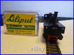 Liliput HOe Locomotive à Vapeur Autrichienne ÖBB 031 T