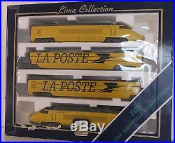 Lima Collection 149773 Rame Tgv La Poste Gros Logo En Parfait Etat Comme Neuf