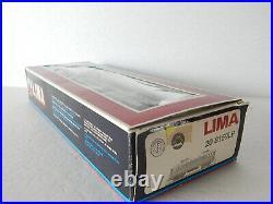 Lima Locomotive Bb 9468 Livre Beige Et Toit Marron Ho En Boite Ref 208159 Lp