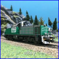 Loco Diesel BB60000 FRET SNCF 460054 digital son-HO-1/87-PIKO 96480