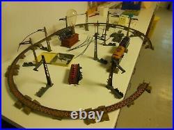 Loco ELECTRIC TROLLEY LE MIGNON par JEP avec son reseau, ses wagons etc