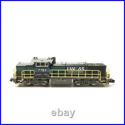 Loco Vossloh G1700BB /AM 843 LINEAS Ep V-N 1/160-HOBBYTRAIN H2949