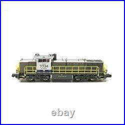 Loco Vossloh G1700BB /AM 843 SNCB Ep V-N 1/160-HOBBYTRAIN H2948
