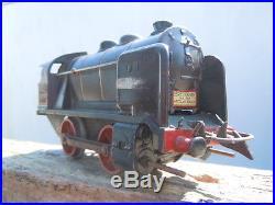 Locomotive 020-511 Est mécanique échelle 0 Hornby fabriqué par Meccano Paris