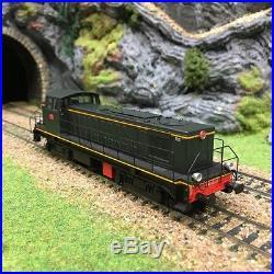 Locomotive 040 DE 121 La plaine Sncf ép III digitale son-HO-1/87-R37 41023S