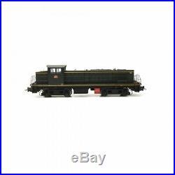 Locomotive 040 DE 125 Mohon Ep III SNCF-HO 1/87-R37 410225 DEP208-001