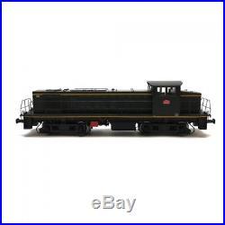 Locomotive 040 DE 125 Mohon Sncf ép III -HO-1/87-R37-41022