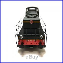Locomotive 040 DE 125 Mohon Sncf ép III digitale son-HO-1/87-R37-41022S