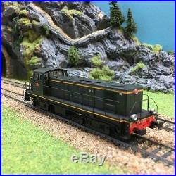 Locomotive 040 DE 13 Orléans Sncf époque III -HO-1/87-R37 41021