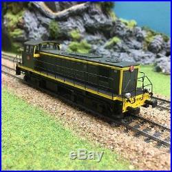 Locomotive 040 DE 46 Narbonne époque III -HO-1/87-R37 41029