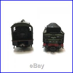 Locomotive 050 B SNCF-HO-1/87-ROCO 04117D DEP61-61