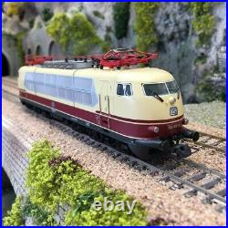 Locomotive 103 109-5, DB Ep IV digital son 3R-HO 1/87-ROCO 78213