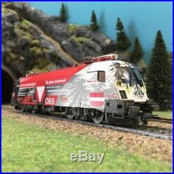 Locomotive 1116 50 ans OBB-HO 1/87-ROCO 63829 DEP103-165