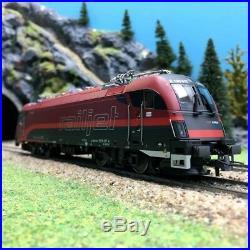 Locomotive 1216 017-4 Railjet ÖBB Ep VI digital son 3R-HO 1/87-ROCO 79248