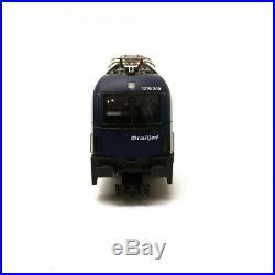Locomotive 1216 249-3 Railjet CD Ep VI digital son 3R-HO 1/87-ROCO 79219