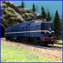 Locomotive 1223 NS Ep III-HO 1/87-ROCO 73832
