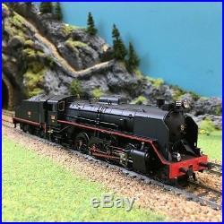 Locomotive 141-2109 Mikado Renfe ép III-HO-1/87-ELECTROTREN E4156