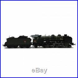Locomotive 141 E 388 Clermont Sncf ép III AC digitale son -HO-1/87-REE MB-051SAC