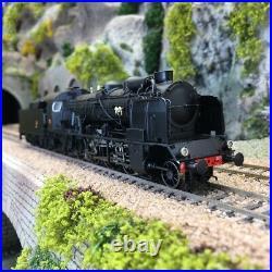 Locomotive 141 F 309 Périgueux SNCF Ep III digital son 3R-HO 1/87-REE MB126SAC