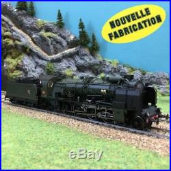 Locomotive 141 F 369 Montluçon Sncf ép III Nouvelle Fabrication-HO-1/87-REE MB-0