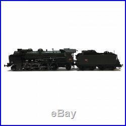 Locomotive 141 F 369 Montluçon Sncf époque III -HO-1/87-REE MB-054