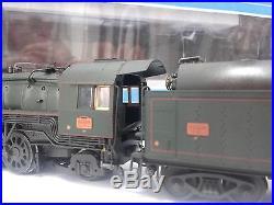 Locomotive 141 R 1187 SNCF DCC SOUND JOUEF HJ 2074 Patiné à l'aérographe