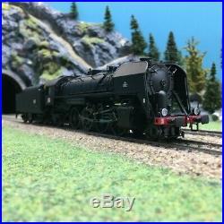 Locomotive 141 R 463 charbon SNCF Ep III-HO 1/87-JOUEF HJ2351
