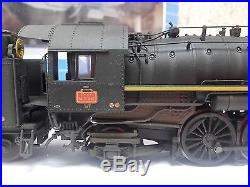 Locomotive 141 R 840 SNCF DCC SOUND JOUEF HJ 2041 Patiné à l'aérographe