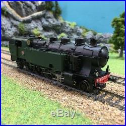 Locomotive 141 TA 312 Sncf époque III-HO-1/87-JOUEF HJ2303
