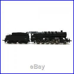 Locomotive 150 Z 410 SNCF-HO 1/87-LEMACO DEP143-002