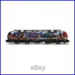 Locomotive 193 Vectron MRCE ép VI-HO 1/87-ROCO 73978
