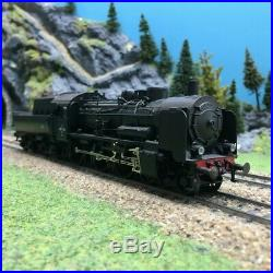 Locomotive 230 F 694 SNCF Ep III-HO 1/87-FLEISCHMANN 904161 DEP58-107