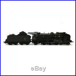 Locomotive 231G 117 Tours ép III SNCF-HO-1/87-REE MB-030