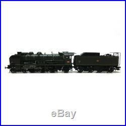 Locomotive 231K16 Calais ép III SNCF-HO-1/87-REE MB031
