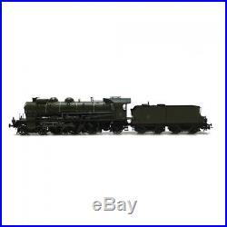 Locomotive 231 B 11 PLM Ep II-HO 1/87-REE MB048